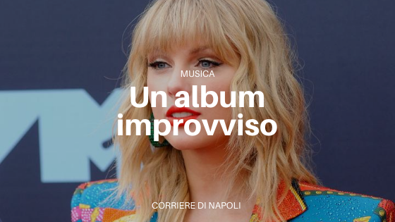 New Chart: Folkore il nuovo album di Taylor Swift