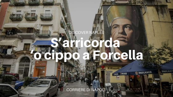'O cippo a Furcella: history of a saying
