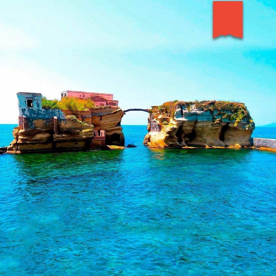 El Espacio de los Napolitanos: la isla de la Gaiola