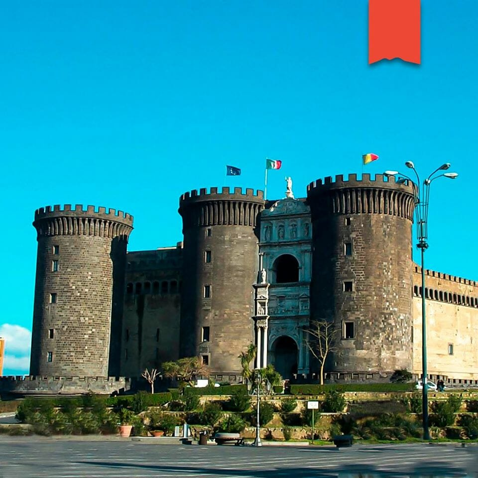 El Espacio de los Napolitanos: Castel Nuovo