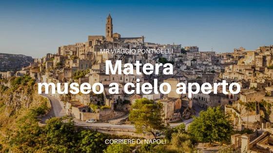 Matera: un museo a cielo aperto