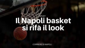 nuovo logo napoli basket