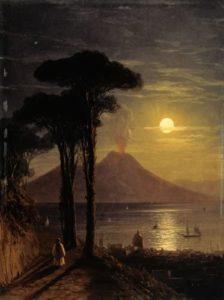 leggenda strega del Vesuvio