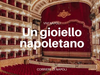 Il Teatro di San Carlo apre le sue stanze segrete
