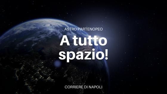 #astropartenopeo: A tutto spazio!