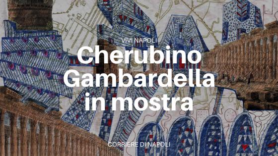 La nuova opera di Cherubino Gambardella in mostra: Parthenos