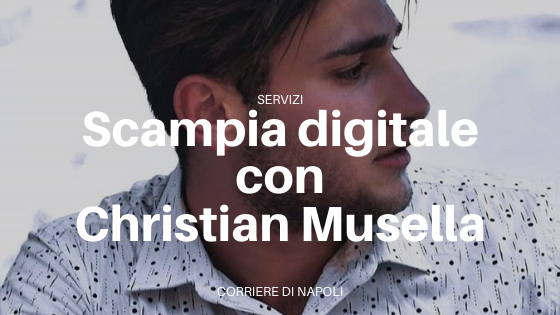 INTERVISTA – Christian Musella: l'influencer che rende digitale Scampia