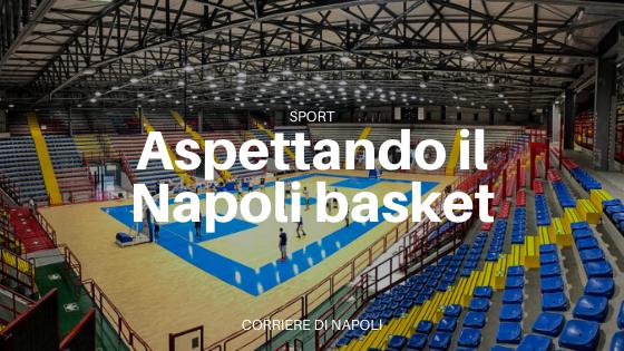 Napoli Basket, cresce l'attesa per la nuova stagione