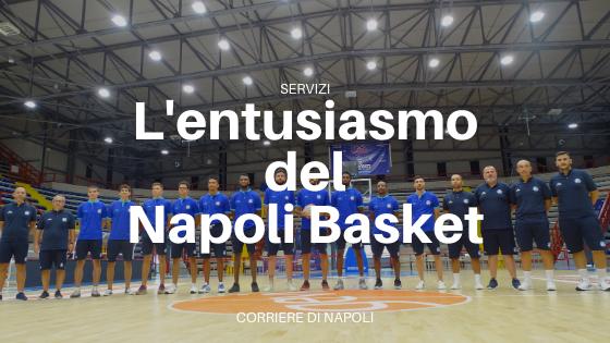 """VIDEO – Napoli Basket, la presentazione della nuova stagione. Grassi e Sacripanti in coro: """"Insieme per l'A1"""""""