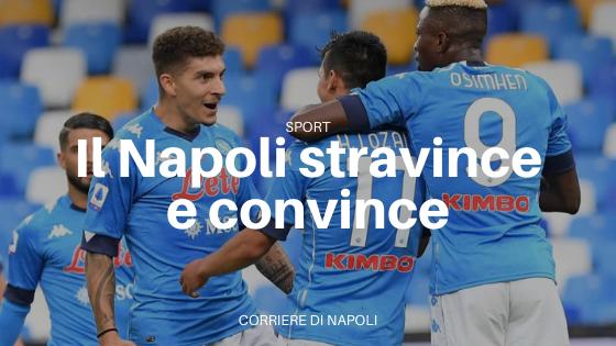 Calcio, Napoli: 6 Bellissimo!