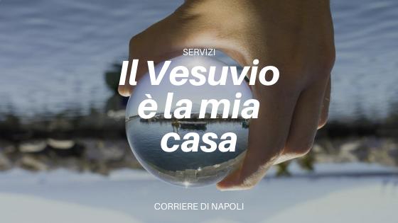 """INTERVISTA – Pasquale Monda: """"Il Vesuvio, il mio scatto preferito"""""""