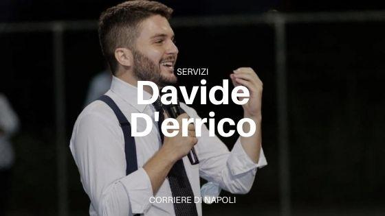 Intervista – Speciale Elezioni 2020 : a tu per tu con Davide D'Errico