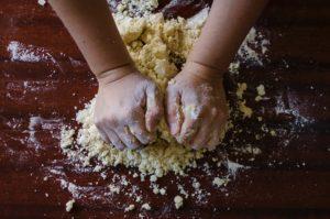 biscotti amarena (frolla)