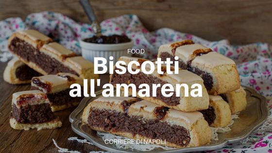 Ricetta Biscotti all'amarena, bontà e zero sprechi