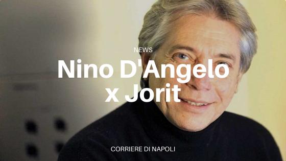 Napoli, murales di Jorit per Nino D'Angelo