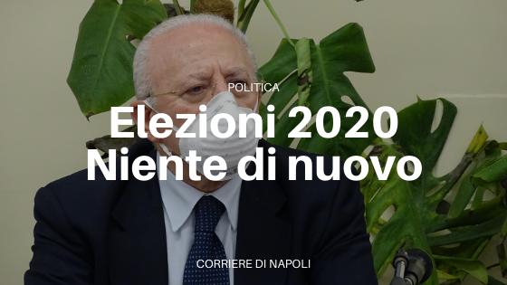 Referendum-Regionali 2020: le elezioni delle conferme