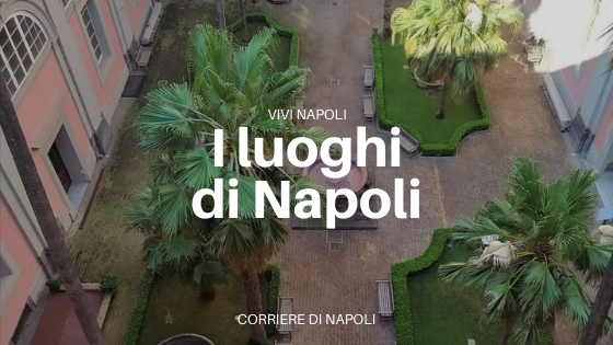 I luoghi di Napoli al MANN