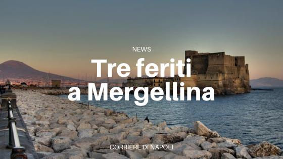 Sparatoria a Mergellina: 3 feriti a Napoli