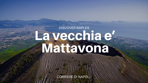 La strega del Vesuvio: da Napoli alla Disney