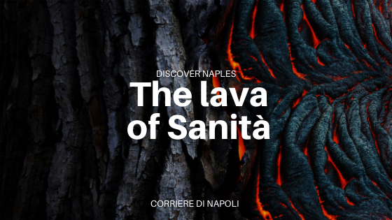 The lava of the Vergini: nature and legend