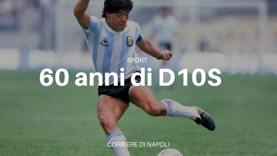 60 anni di D10S