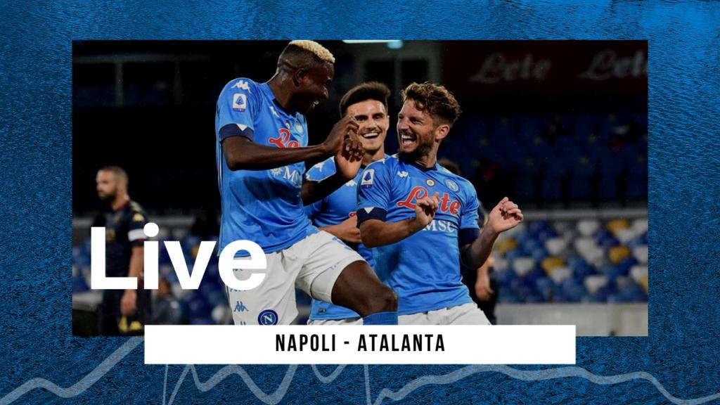 LIVE Napoli-Atalanta