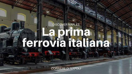 Museo Nazionale Ferroviario di Pietrarsa: un viaggio nel tempo