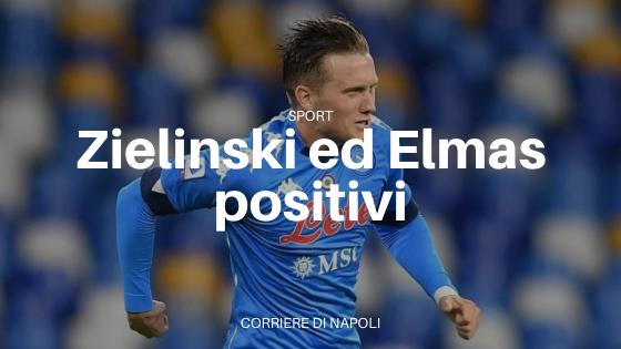 Zielinski ed Elmas positivi, ma Juventus-Napoli si giocherà