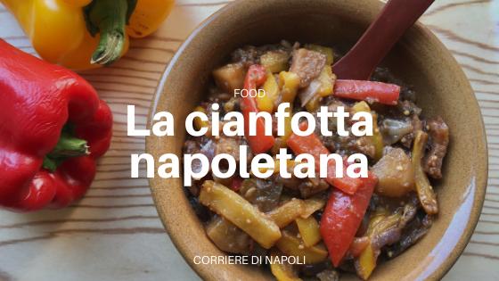 Ricetta: La Cianfotta, zuppa povera ma saporita