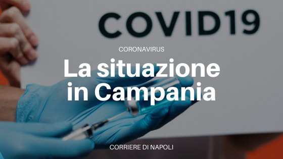Covid in Campania, nuove decisioni dalla regione