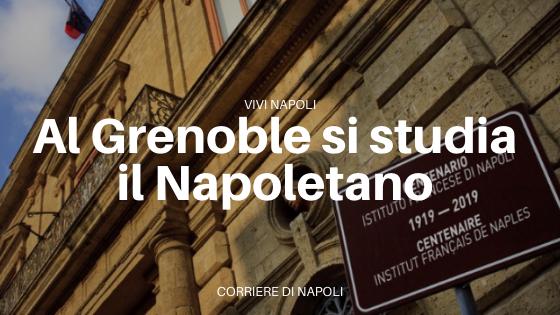 Cultura, lingua e tradizione: al Grenoble si impara il Napoletano