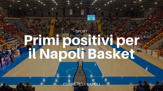 Napoli Basket: a rischio la Supercoppa per casi di positività