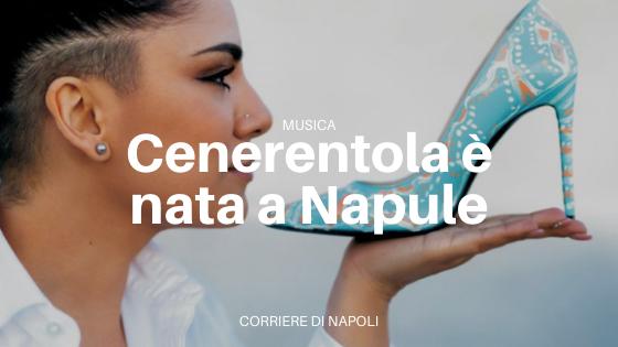 Cenerentola è nata a Napule: il nuovo album di Rosa Chiodo