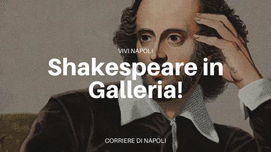 I 30 anni della Galleria Toledo: in scena Shakespeare