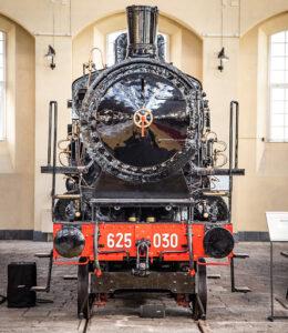 Museo Pietrarsa locomotiva