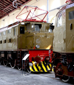 Museo Pietrarsa Locomotive