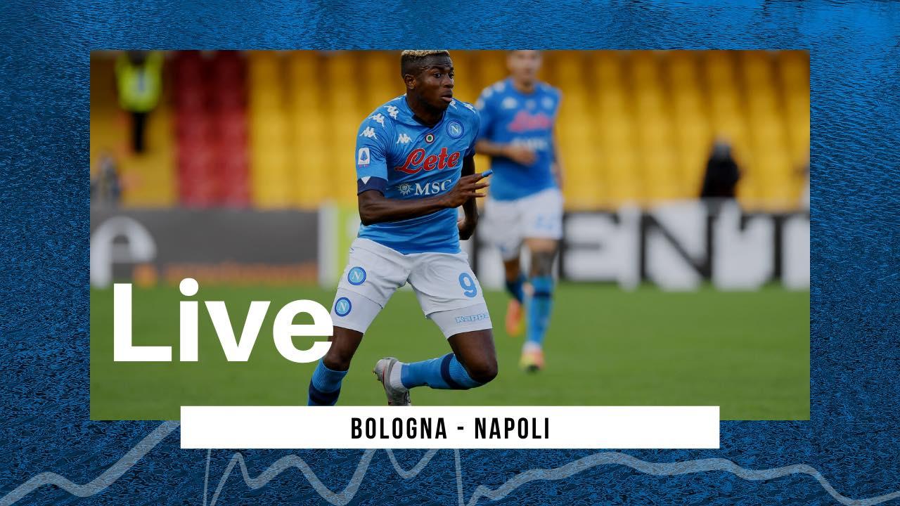 LIVE Bologna-Napoli, Serie A 2020/21: finisce con una vittoria per gli azzurri la trasferta emiliana