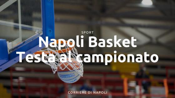 Gevi Napoli Basket, testa rivolta al Campionato