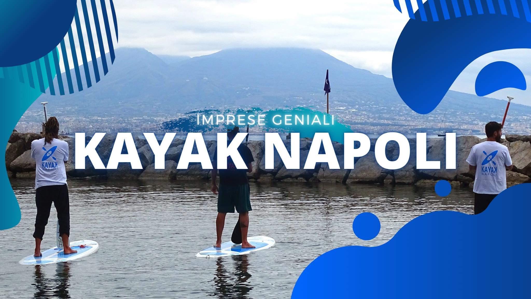 VIDEO – Imprese geniali: Kayak, un viaggio nel mare di Napoli