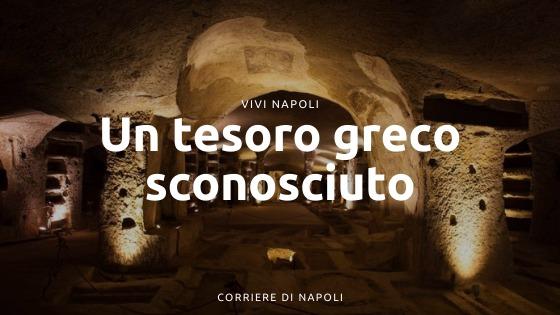 La Napoli greca restituisce tesori sconosciuti