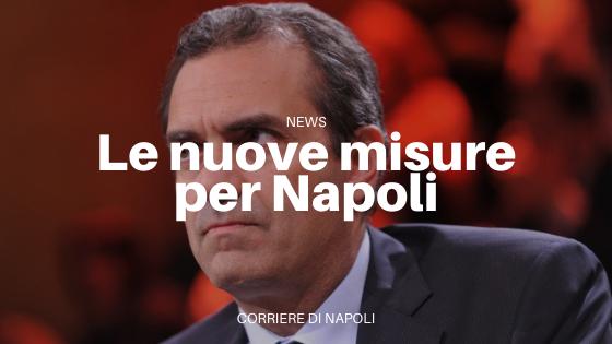 Nuove misure per Napoli?