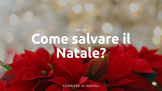 Dpcm del 3 dicembre: come salvare il Natale?