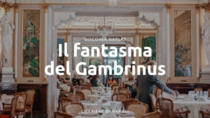 il fantasma del Gambrinus
