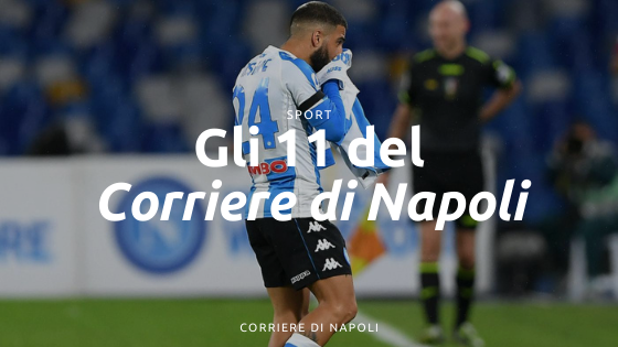 Napoli – Roma: la top XI post partita