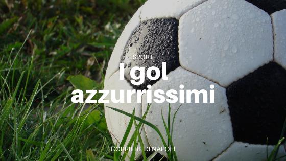 """Da Cané a Improta, ecco il libro """"I Gol Azzurrissimi"""" !"""