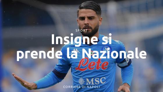 Finalmente Lorenzo: il nuovo 10 della nazionale