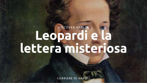 Leopardi e la lettera misteriosa alla Biblioteca Nazionale