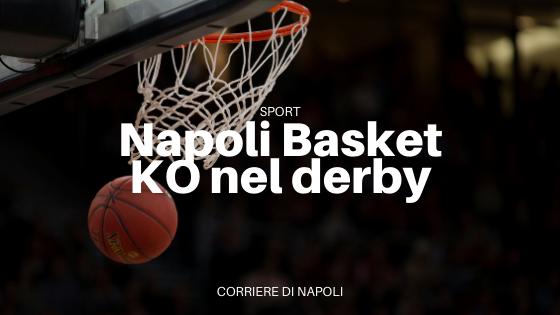 Napoli Basket, ko nel derby di SuperCoppa con Scafati