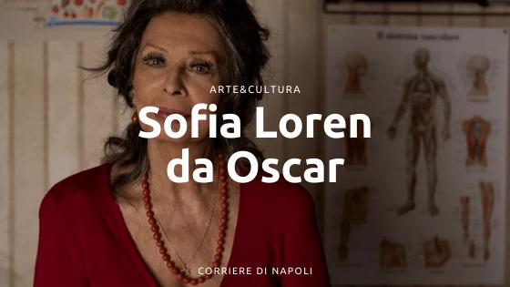 La vita davanti a sé: Sophia Loren sogna l'Oscar
