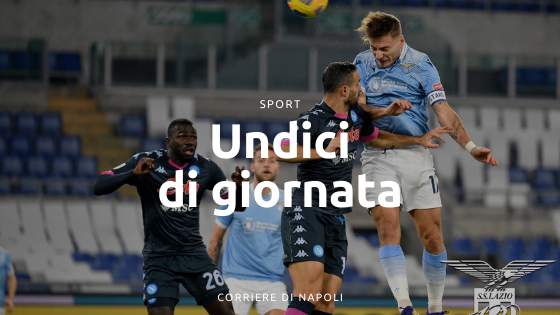 Lazio – Napoli: la top XI post partita